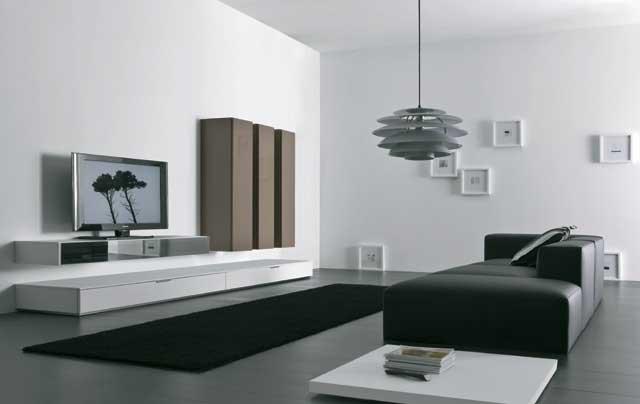 Il soggiorno consigli di arredamento - Arredare la sala ...