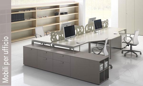 Camerette e mobili per ufficio for Mobili design ufficio