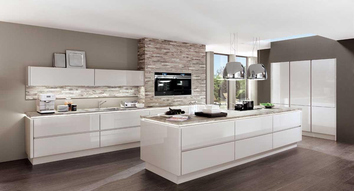 cucine linea minimal design