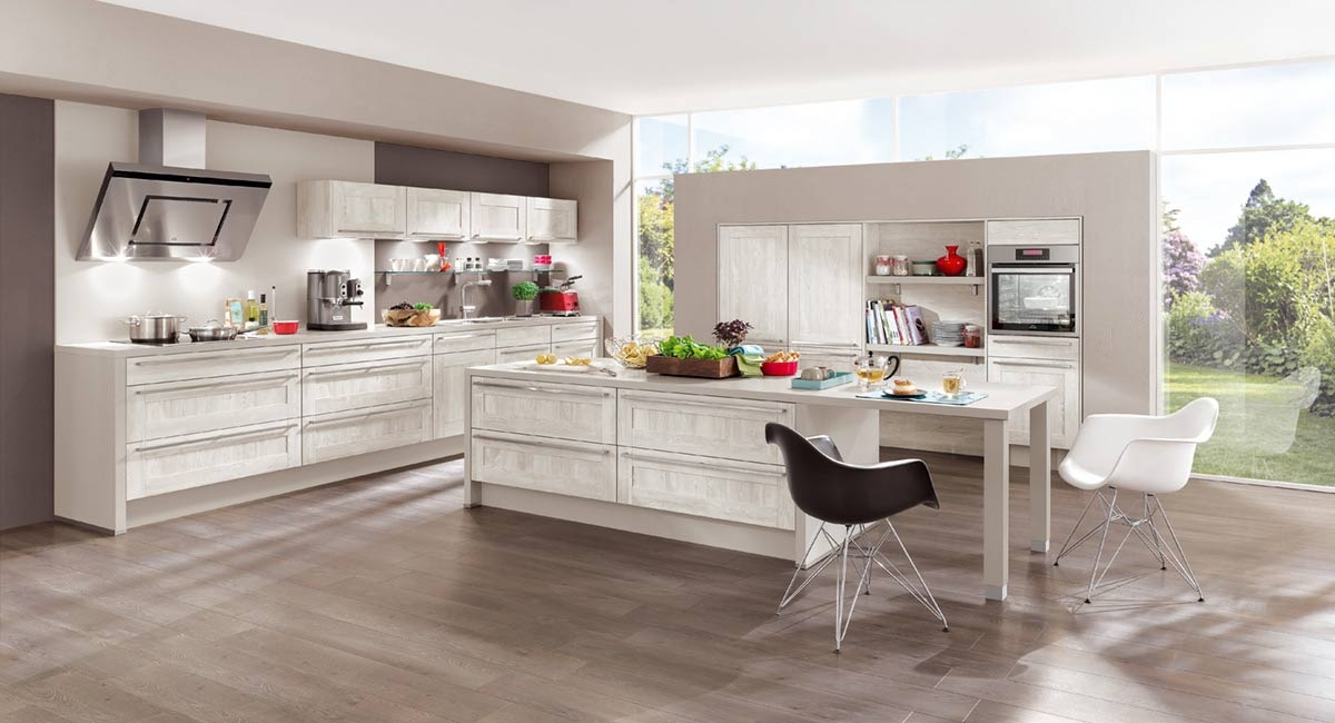 Cucine linea country chic for Arredamento cucina country