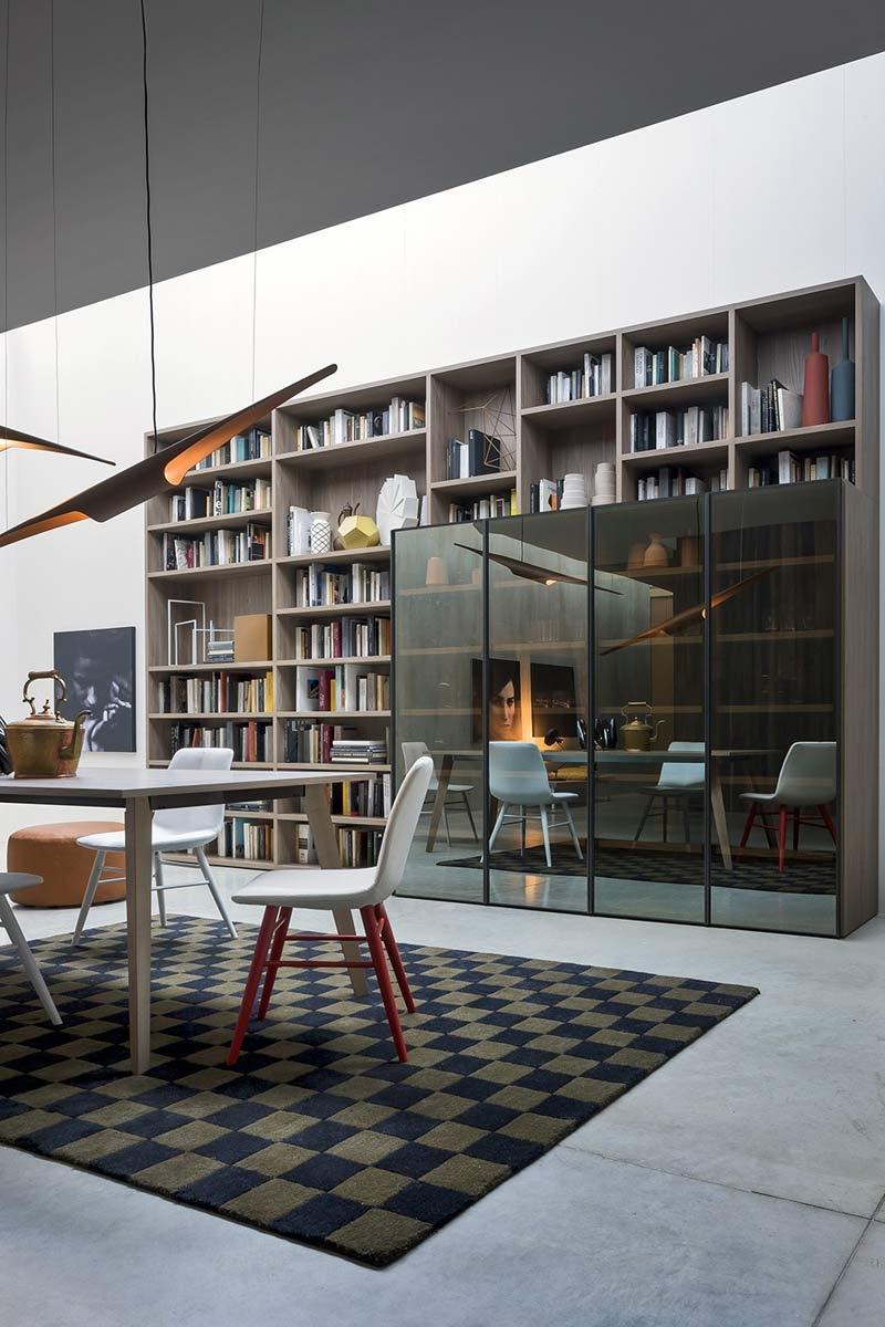 Arredamenti zona giorno - Libreria mobile ...