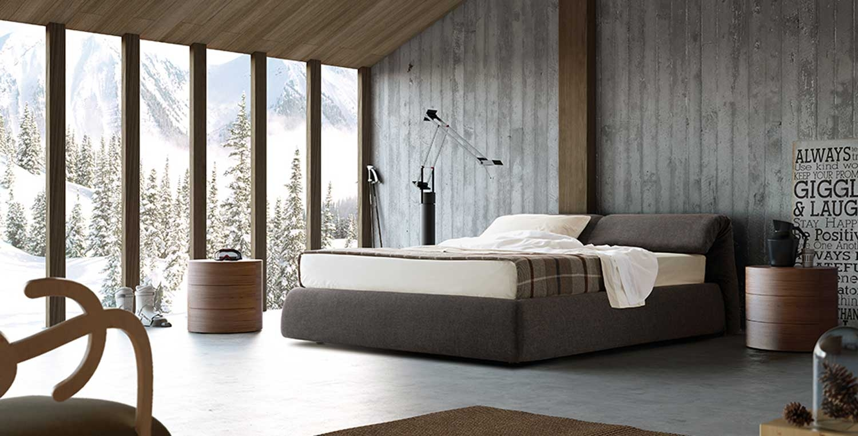 Camere da letto for Letti arredamento