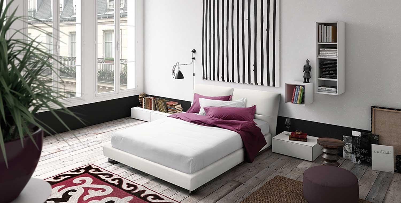 Camera Da Letto Vintage Moderno : Camere da letto