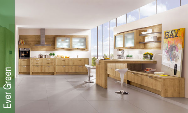 cucine ever green